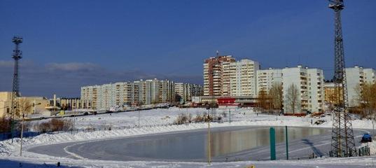 Стадион «Лесохимик»