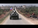 Видеоматериал: Russia армейская база по примирению сторон возле Afrin можно увидеть с Turkey border Syria YPG SDF Военны