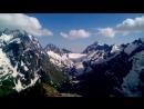 Домбай._Гора_Мусса-Ачитара._Кавказ.