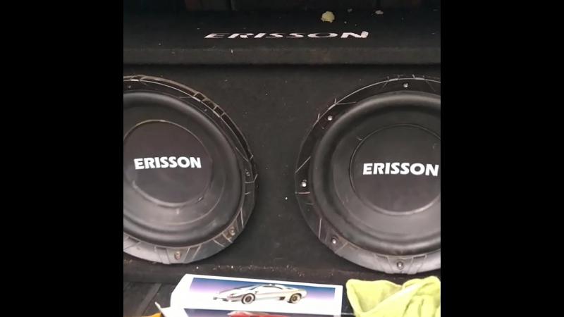 Erisson 10 x2 от Supra A2120