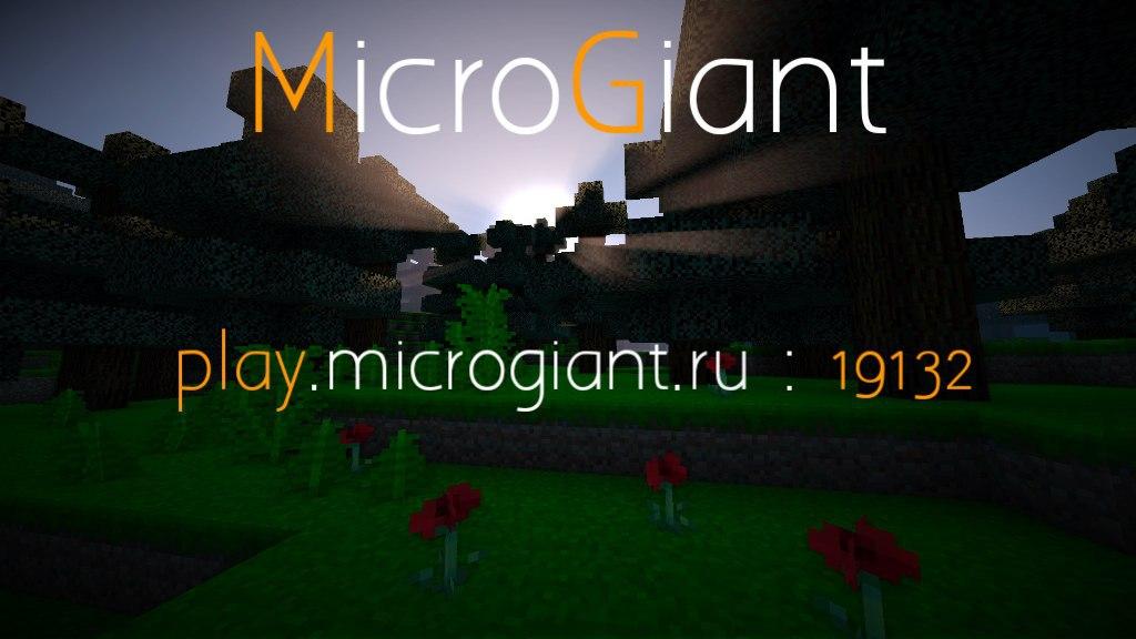 Сервер microgiant