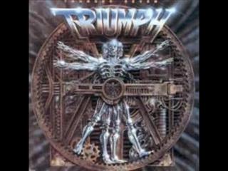 Little Boy Blues (Instrumental) - Triumph@1984