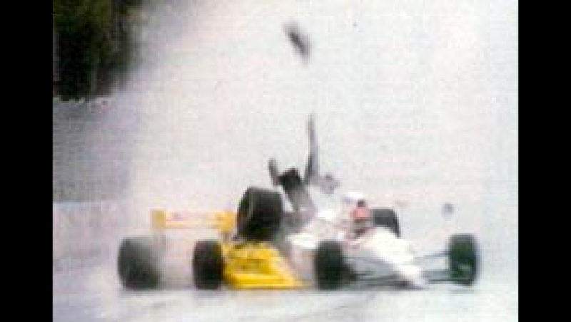 05.11.1989 г. Гран-При Австралии,Аделаида. Гонка