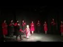 Театр кавказкого танца НАРТ на конценрте у Адама Ачмиза