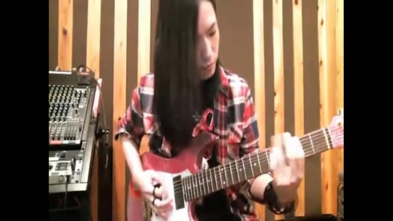 BABYMETAL HB ROR BMD IDZ Akatsuki NR UKUK S4 kamiband Takayoshi Ohmura Guitar Lessons