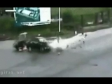 Ужасная авария!
