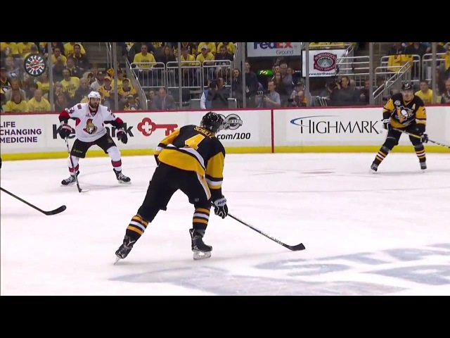 Schultz, Penguins score after Phaneuf takes penalty against Kessel