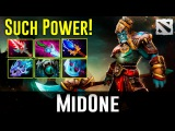MidOne Overpowered Phantom Lancer Dota 2