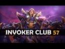 DOTA 2 - Invoker Club! - EP57