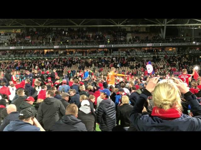 HIFK - HJK Stadin derby 30.9.2016