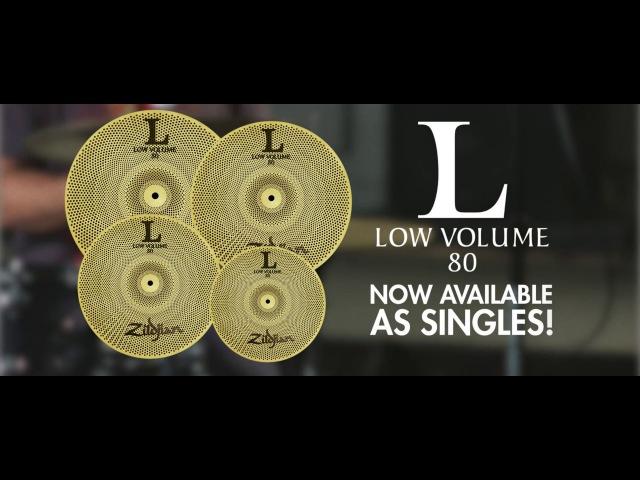 L80 Low Volume Cymbals - Marko Djordjevic