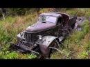 ЗИЛ-157 Мормон Легенда советского автопрома на бездорожье! Сам стар, да душа молода! Подборка