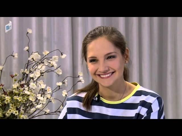 Открытая приветливая и романтичная интервью с Марией Иващенко