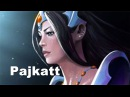 Pajkatt Pro Mirana vs SECRET Dota 2