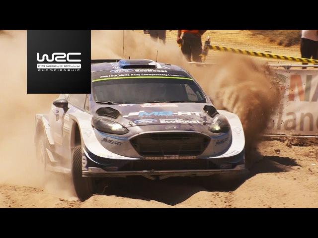 WRC 2017 07 Rally Italia Sardegna Power stage SS19