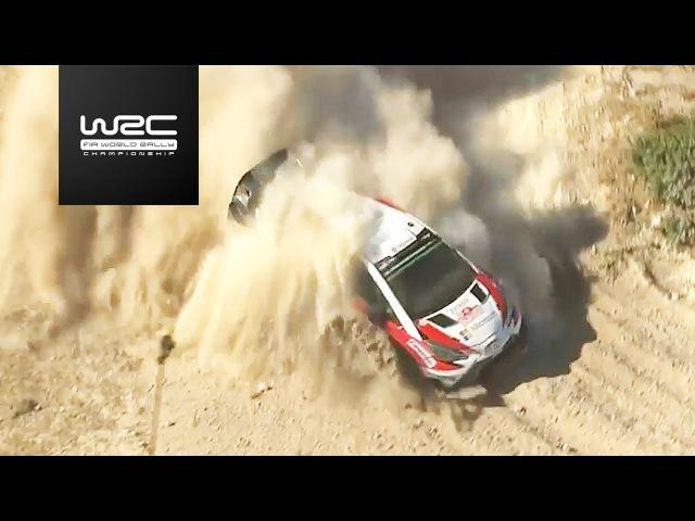 WRC 2017 07 Rally Italia Sardegna stages 15 17