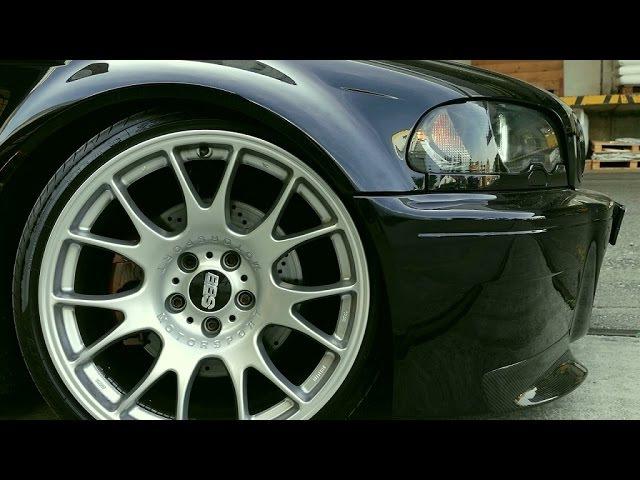 Emres BMW M3 E46 - Carporn Movie (4K Ultra HD)