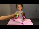 Кукла Братц Ясмин обзор Yasmin Bratz doll unboxing Toys for kids video