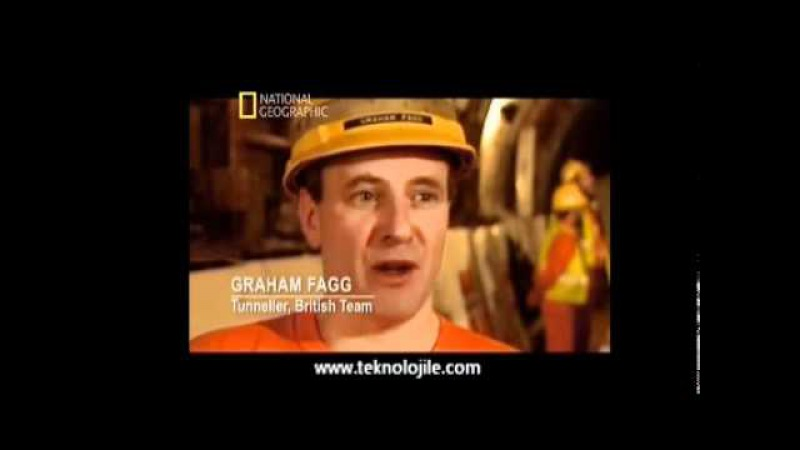 Manş tüneli - www.teknolojile.com