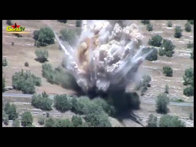 Gerilla TV Mardin Artuklu Sabotaj Eylemi 20 Mayıs 2016