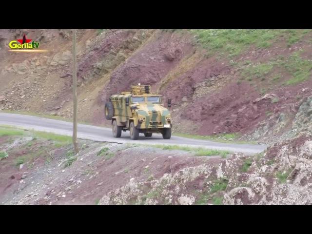Gerilla TV' Hakkari Şemdinli Sabotaj Eylemi 18 Mayıs 2016