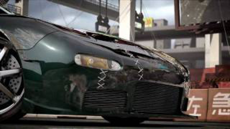 NFS PRO STREET INTRO ORIGINAL [OFFICIAL] 720P HD PS3 XBOX 360 PC