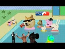 MLG Peppa pig goes to the swimming pool