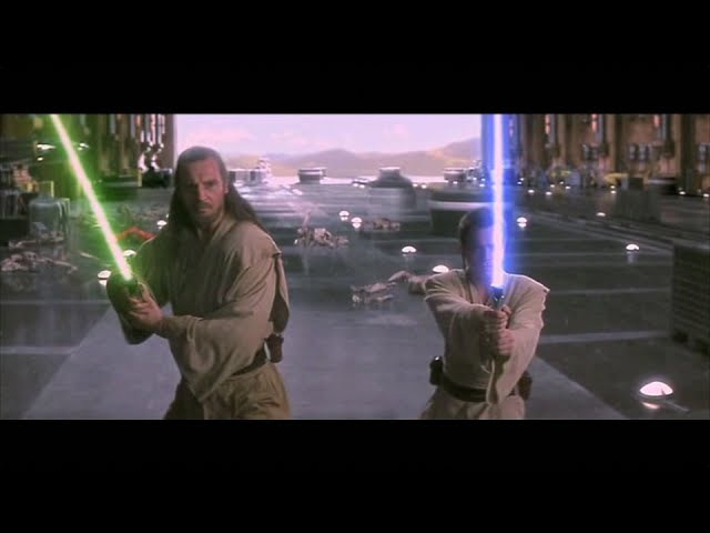 [YTP] Obi-Wan Drinks Qui-Gon's Gin