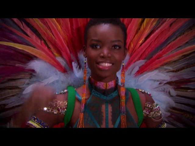 Victoria's Secret Fashion show 2016 Opening and First Segment