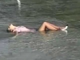 The best wetlook compilation from the the web very sensual lady's swimming fully clothed 2