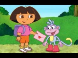 Dora and the Lost Valentine - Dora the Explorer Valentines Day Adventure Cartoon Video Game *
