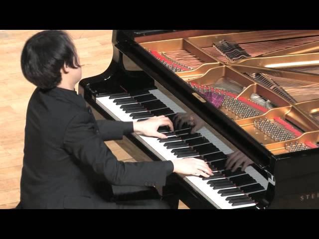 Carl Vine Piano sonata No 1 KIM Daeyoung