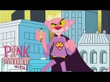 Pink Panther Saves the Day! 30+ Minute Superhero Panther Compilation