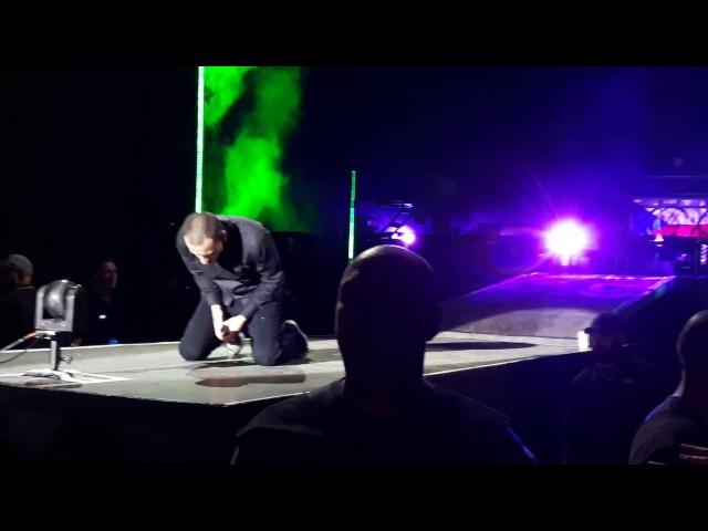 Chester - Linkin Park - Breaking the Habit live in Prague Aerodrome festival 2017
