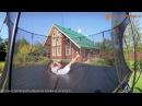 Обучение: прыжок на спину