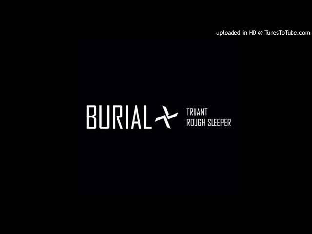 Burial Truant Vinyl