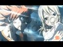 Нацу и Люси AMV Fairy Tail Ты со мной я с тобой Хвост феи