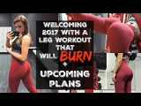 Workout for Killer Legs | New Year, Same Grind | EZFitGuide Sneak Peek | Upcoming Plans