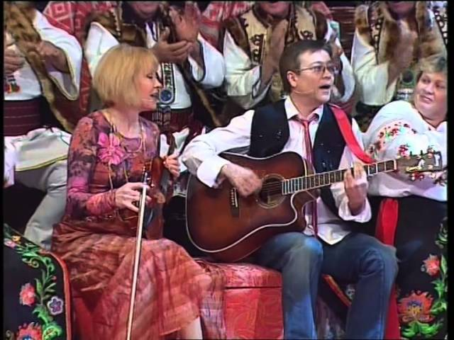 Вітер віє....українська народна пісня