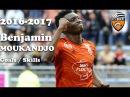 Moukandjo Lorient ●Goals●Skills● 2016 2017