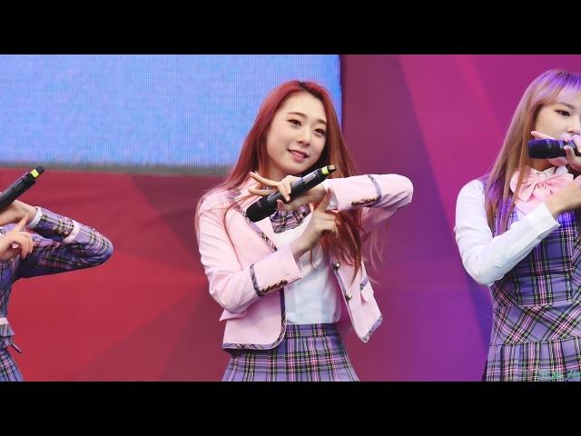 170526 우주소녀(WJSN) - 비밀이야(Secret) 유연정 직캠/Fancam By ALoHa @U-20 월드컵 거리응원