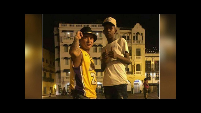 Freestyle 2 Jhonxito Jorday El Mundo sorprendido con estos talentos Colombianos Rap HipHop