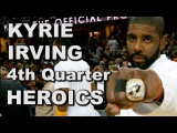 Mini-Mix #17: Kyrie Irving is a Fourth Quarter Hero! #NBANews #NBA
