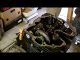 Ugly Duckling Project... Part6 FMX650 XR650l Engine Takedown part 1