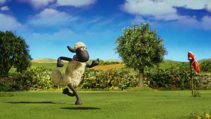 Барашек Шон: Фермерский бедлам / Shaun the Sheep The Farmers Llamas