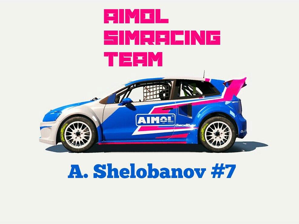 AIMOL Simracing Team