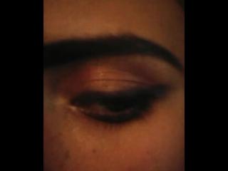 мой глаз очаровывает вас