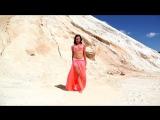 Aleksandra Khartova. Belly dance. Clip promo. Music of Amr Diab - Ahla w ahla. HD