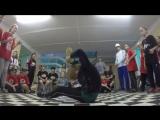 Батлы в летнем танцевальном лагере MagicMove