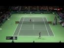 Grigor Dimitrov vs. David Goffin 4-6, 6-1, 3-6 ABN AMRO Rotterdam (QF) 17.02.2017.